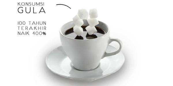 sejarah konsumsi gula dan obesitas