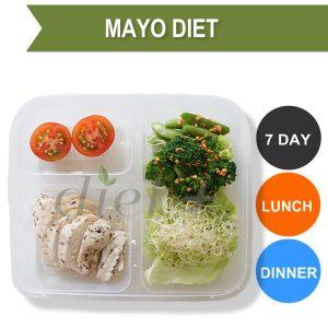 mayo diet 7 hari