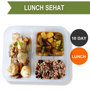 lunch sehat