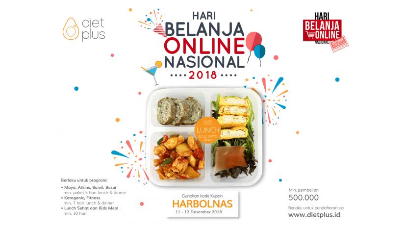 dietplus harbolnas 2018